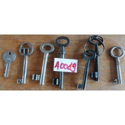 Schlüssel Konvolut 7 Stück