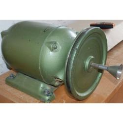 Pfeifenfuß-Kulpmotor, AEG...