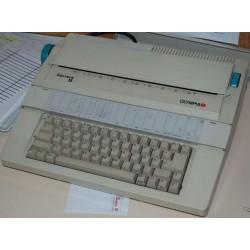Schreibmaschine Olympia...