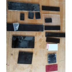 Plexiglas / PVC Abschnitte...