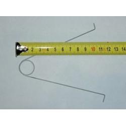 Schenkelfeder 1.2mm 120mm